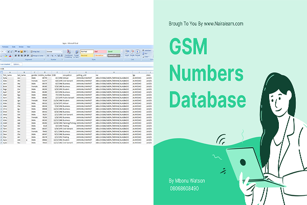 Download-active-Nigerian-mobile-phone-numbers-GSM-Numbers-Database
