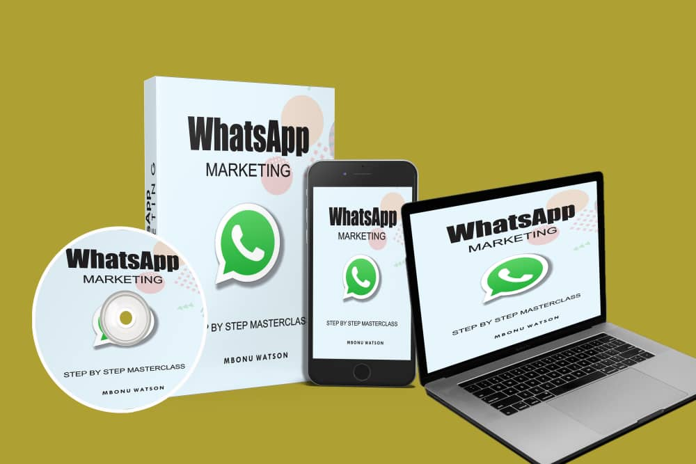 WhatsApp marketing step by step masterclass-min