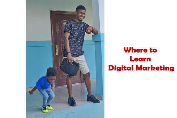 Where to Learn Digital Marketing