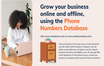 the-GSM-Database-and-Email-Database-of-Nigerians